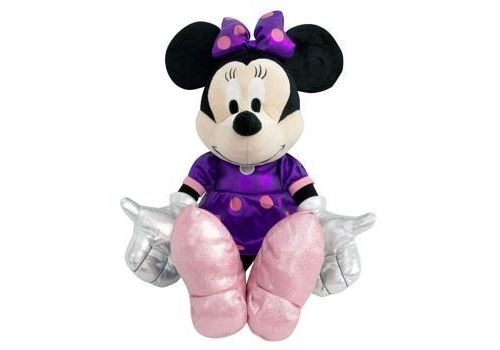 Peluche en peluche géante Disney Minnie Mouse de Pillow Time Pals