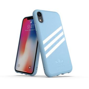 coque iphone xr bleu clair