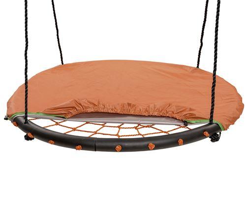 AK Sport housse pour balançoire nid 100 cm polyester orange
