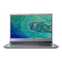 """Acer Swift 3 SF314-56-76NX - Core i7 8565U / 1.8 GHz - Win 10 Home 64 bits - 8 GB RAM - 512 GB SSD - 14"""" IPS 1920 x 1080 (Full HD) - UHD Graphics 620 - Wi-Fi, Bluetooth - glimmend silver"""