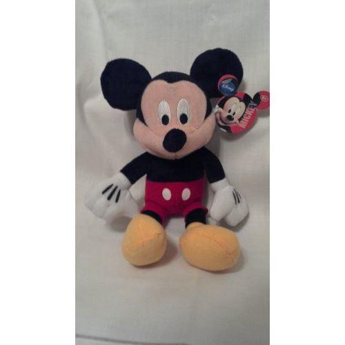 Peluche en peluche Mickey Mouse Classic de Disney-9
