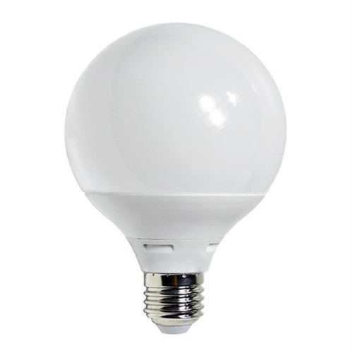 Ampoule E27 LED 15W G95 270° Globe - Blanc Froid 6000K - 8000K - SILAMP