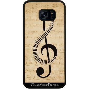 coque galaxy s7 musique