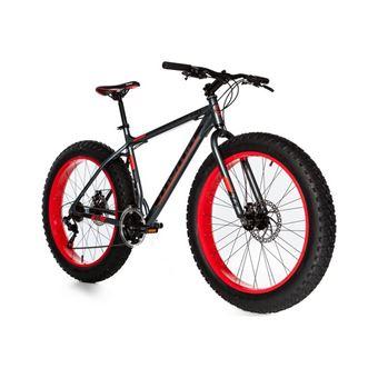 280 01 Sur Velo Vtt Fat 26 Moma Bikes Aluminium Shimano 21v
