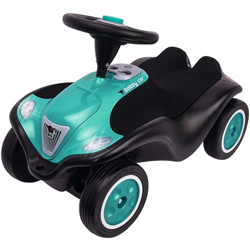 Bobby Car Next Deluxe turquoise