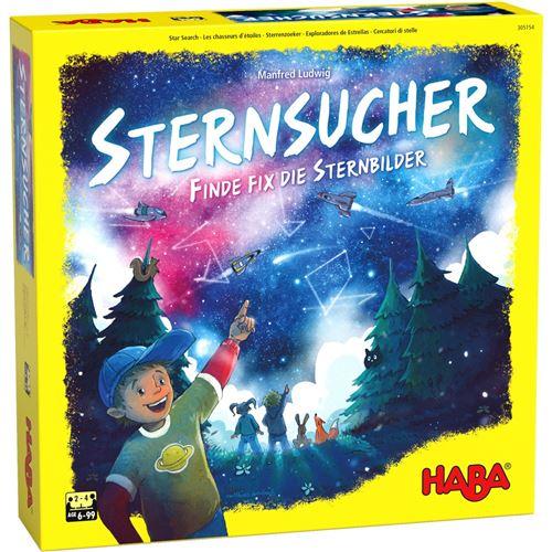 Haba jeu pour enfants (DUSterrenzoeker)