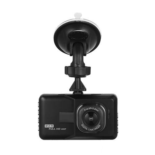 Caméra de voiture Enregistreur Full HD Enregistreur vidéo Night Vision Caméra Carcam Dash