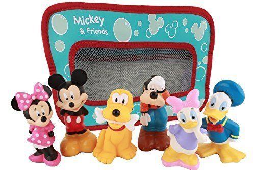 Jouets de bain Disney Mickey Mouse et ses amis pour bébé