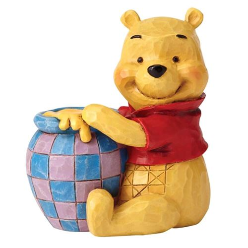 Winnie l'ourson avec Honey Pot Mini Figurine