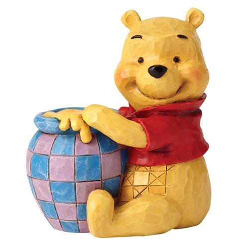 Winnie l'ourson avec Honey Pot Mini Figurine