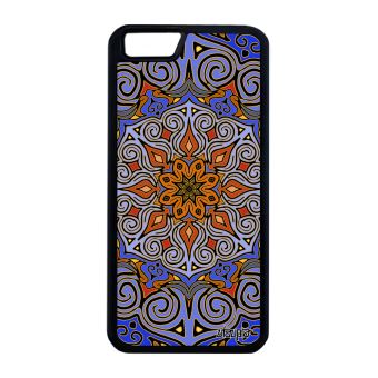 coque iphone 6 plus silicone mandala