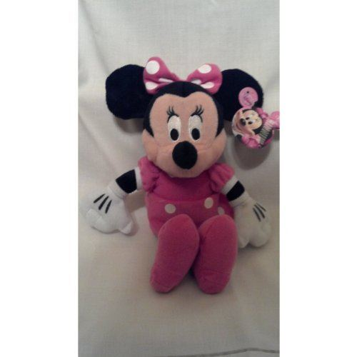 Jouets en peluche Just Play - Disney - MINNIE MOUSE (9 pouces)