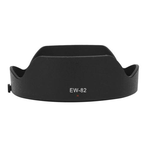 EW-82 Qualité Portable En Plastique Caméra Lens Hood Shade pour Canon 16-35mm F4L IS USM