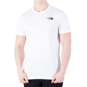 super mignon 60286 05bfa The North Face Homme Red Box Logo T-Shirt, Blanc