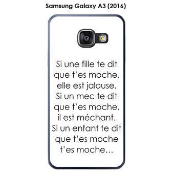samsung galaxy a3 2016 coque fille