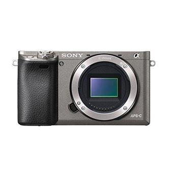 Sony a6000 ILCE-6000 - digitale camera -alleen body