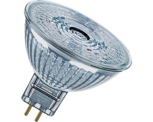 OSRAM 4058075431836 LED EEC A+ (A++ - E) G5.3 réflecteur 4.9 W = 35 W blanc froid (Ø x L) 51 mm x 46 mm