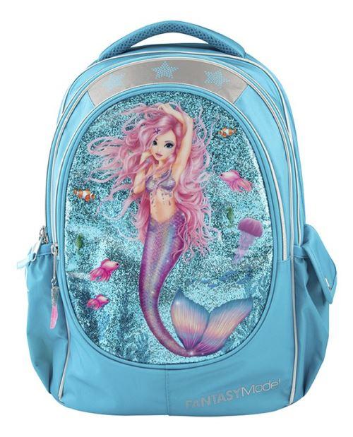 Sac à dos Fantasy Model Mermaid bleu