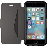 Etui Folio OtterBox Strada Cuir pour iPhone 6 et 6S Noir