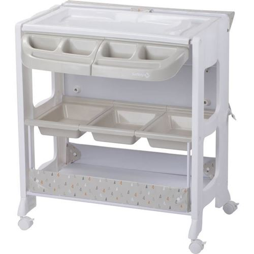 Safety 1st Table A Langer Dolphy Warm Grey