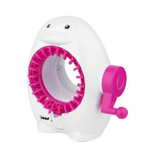 Main Tissage Machine à Tricoter Ronde à Tricoter Métiers à Tisser Kit Bricolage Couture Set Jouet Wjpl578