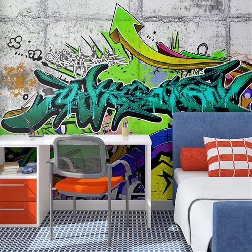 papier peint - colours of a city - artgeist - 100x70