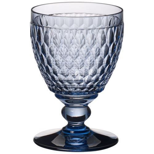 Villeroy & Boch - Verre à eau Blue Boston Coloured