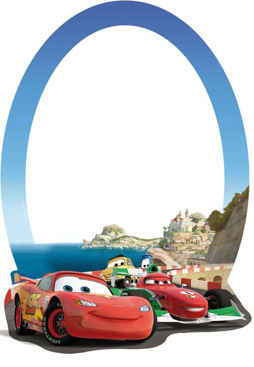 Miroir Cars Disney
