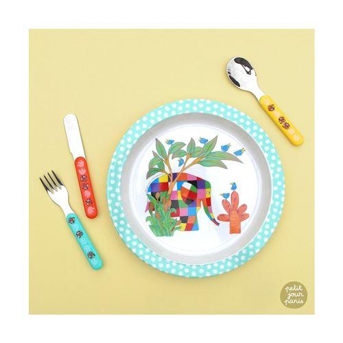Petit Jour Paris Set petit déjeuner Elmer Multicolore