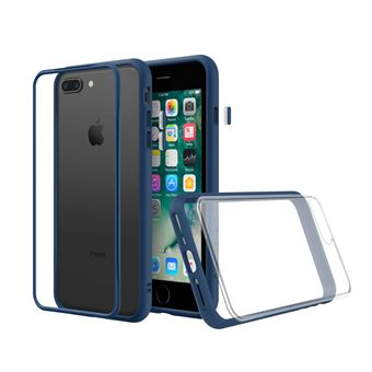 coque iphone 7 rhinoshield bleu