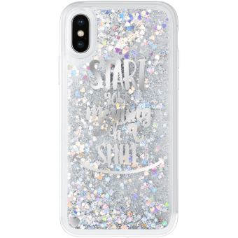 coque bling bling iphone x