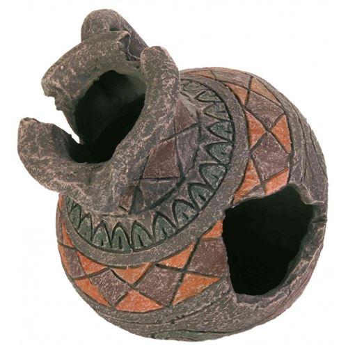 pot 14 cm décoration poisson