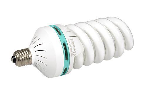 BRESSER JDD-6 Ampoule en spirale lumière du jour E27/ 105W