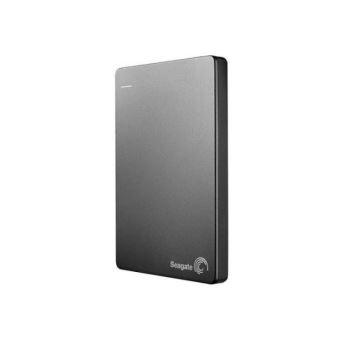 Disque dur portable Seagate Backup Plus Slim , 2 To , Argent