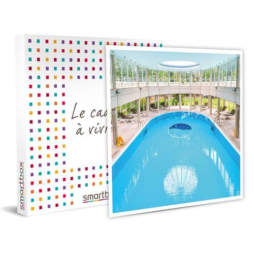 SMARTBOX - Séjour romantique de 3 jours en hôtel 4* au Touquet avec accès au spa - Coffret Cadeau