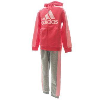 Survetement ensemble Adidas Lk gfx cap rse survet g Rose taille : 9à10A réf : 19030