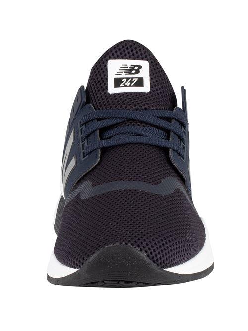 new balance hommes 247 bleu