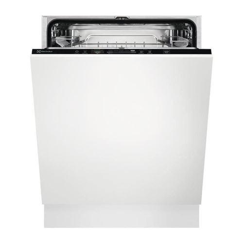 Electrolux Serie 600 QuickSelect EEQ47225L - Lave-vaisselle - intégrable - Niche - largeur : 60 cm - profondeur : 55 cm - hauteur : 82 cm