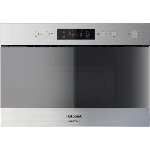 Hotpoint Mn212ixha - Micro Ondes Encastrable Inox - 22l - 750 W