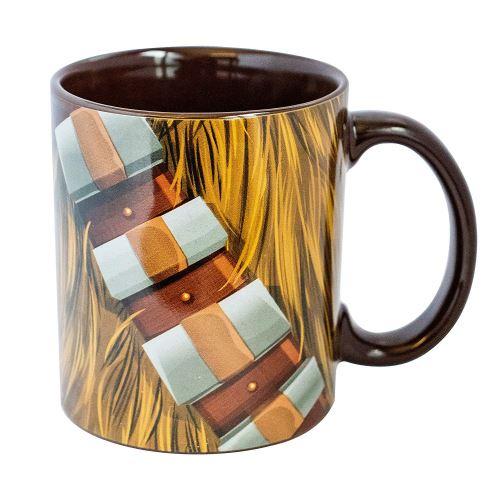 Joy Toy Chewbacca Tasse en céramique Multicolore 9 cm