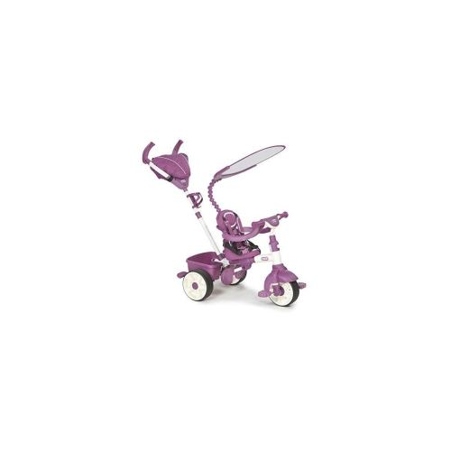 Little Tikes Tricycle Evolutif 4 En 1 Sports Edition Rose/blanc