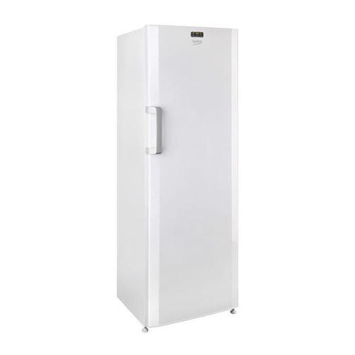 Beko FS127330N - Congélateur - congélateur-armoire - pose libre - largeur : 59.5 cm - profondeur : 64 cm - hauteur : 171 cm - 237 litres - classe F - blanc