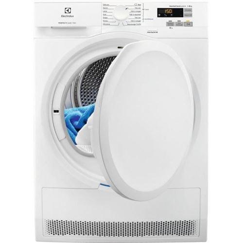 Electrolux PerfectCare 700 EW7H6812SC - Sèche-linge - indépendant - largeur : 59.6 cm - profondeur : 66.2 cm - hauteur : 85 cm - chargement frontal