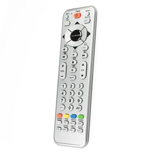 Vivanco UR 12 N Télécommande Argent