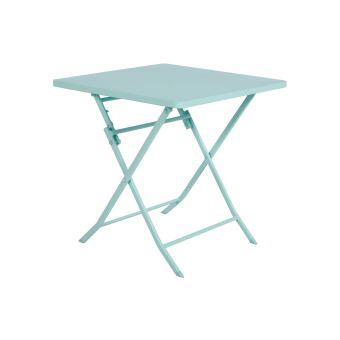 Places Table Pliante Greensboro Carrée Mint 2 hCotsxBdQr