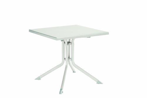 Kettler 0307018 5000 Table Pliante Aluminium Kettalux 80 X 80 Cm