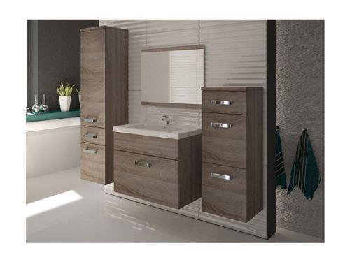 Ensemble NASSAU - meubles de salle de bain - taupe