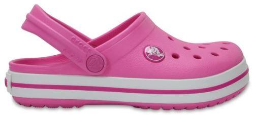 Crocs crocband enfants sabots <strong>chaussures</strong> sandales en party rose 204537 6u9