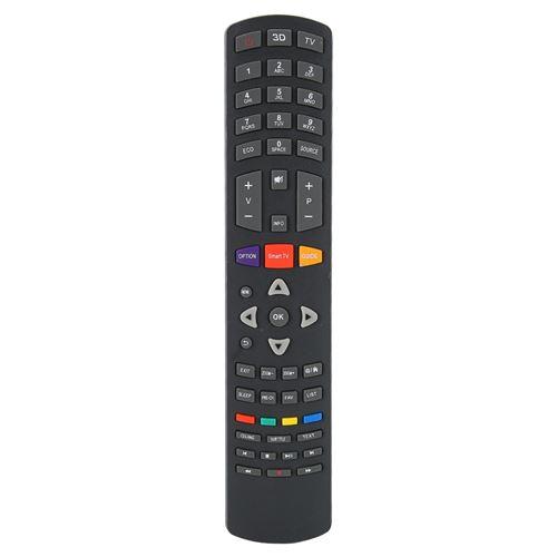 Télécommande Universelle de TV pour TCL 3D 06 5FHW53 A013X