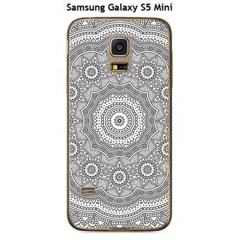Coque Mandala rosace pour Samsung Galaxy S5 Mini
